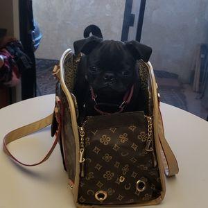 Handbags - Florence Pet Carrier.